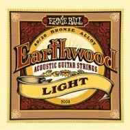 Ernie Ball 2004  Earthwood 80/20 Bronze Light (11-15-22w-30-42-52)