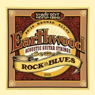 Ernie Ball 2008  Earthwood 80/20 Rock & Blues  (10-13-17-30-42-52)